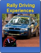 Subaru Rally Driving Experiences