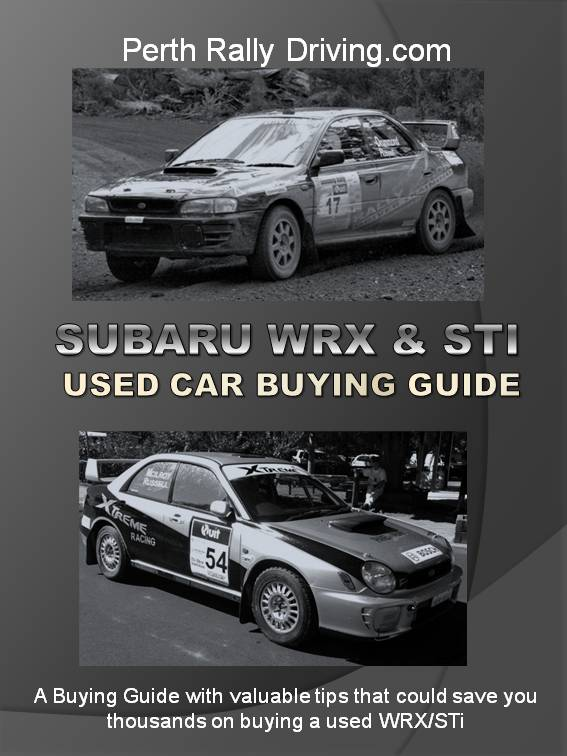 Used Subaru WRX/STi buying guide